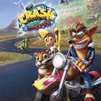 Game Box for Crash Bandicoot 3 HD (PS4)