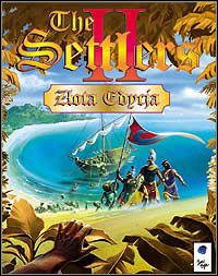 The Settlers II cover