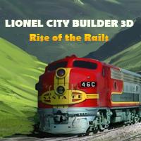 Okładka Lionel City Builder 3D: Rise of the Rails (3DS)