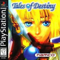 Tales of Destiny (PS1 cover