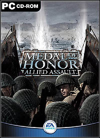 Game Box for Medal of Honor: Allied Assault (PC)