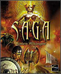 Game Box for Saga: Rage of the Vikings (PC)