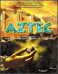 Game Box for Aztec: The Curse in the Heart of the City of Gold (PC)
