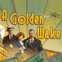 A Golden Wake (PC cover