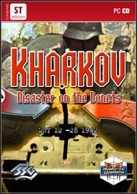 Okładka Kharkov: Disaster on the Donets (PC)