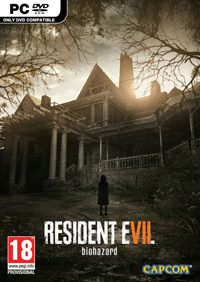 Game Resident Evil VII: Biohazard (PS4) cover