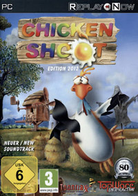 Okładka Chicken Shoot 2 (PC)
