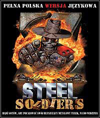 Game Box for Z: Steel Soldiers (PC)
