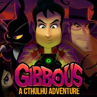 Okładka Gibbous: A Cthulhu Adventure (PC)