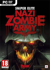 Game Box for Sniper Elite: Nazi Zombie Army (PC)