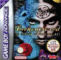 Okładka Broken Sword: Shadow of the Templars (GBA)