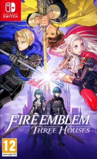 Okładka Fire Emblem: Three Houses (Switch)