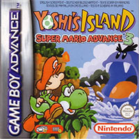 Okładka Super Mario Advance 3: Yoshi's Island (GBA)