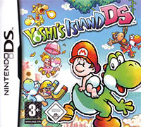 Game Box for Yoshi's Island 2 (NDS)