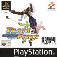 Okładka International Track & Field (PS1)