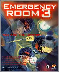 Okładka Emergency Room 3 (PC)