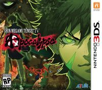 Game Box for Shin Megami Tensei IV: Apocalypse (3DS)