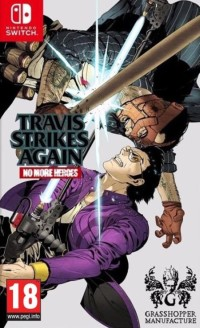 Game Box for Travis Strikes Again: No More Heroes (Switch)