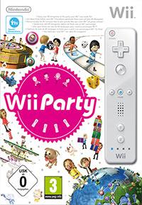 Okładka Wii Party (Wii)
