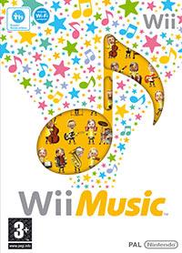 Okładka Wii Music (Wii)