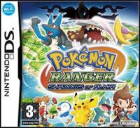 Okładka Pokemon Ranger: Shadows of Almia (NDS)