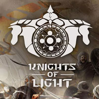 Game Box for Knights of Light (PC)
