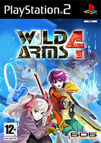 Okładka Wild Arms 4 (PS2)
