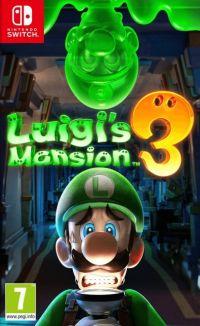 Game Box for Luigi's Mansion 3 (Switch)