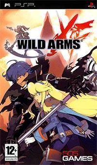 Okładka Wild Arms XF (PSP)
