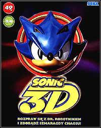 Okładka Sonic 3D: Flickies' Island (PC)