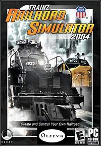 Okładka Trainz Railroad Simulator 2004 (PC)