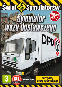 Okładka Delivery Truck Simulator 2010 (PC)