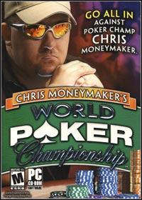 Okładka Chris Moneymaker's World Poker Championship (PC)