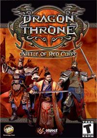 Okładka Dragon Throne: Battle of Red Cliffs (PC)