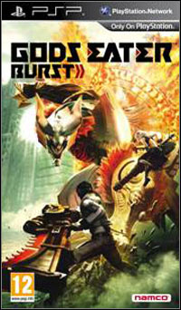 Game Box for Gods Eater Burst (PSP)