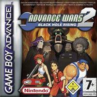 Okładka Advance Wars 2: Black Hole Rising (GBA)