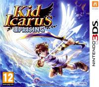 Okładka Kid Icarus: Uprising (3DS)