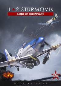 Game Box for Il-2 Sturmovik: Battle of Bodenplatte (PC)