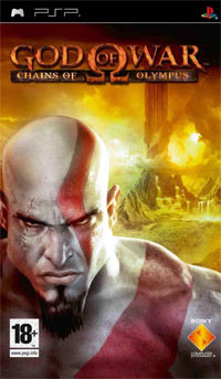 Okładka God of War: Chains of Olympus (PSP)