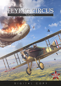 Game Box for IL-2 Sturmovik: Flying Circus - Volume I (PC)