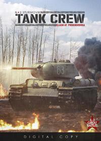 Okładka Il-2 Sturmovik: Tank Crew - Clash at Prokhorovka (PC)