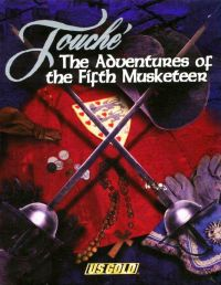Okładka Touché: The Adventures of the Fifth Musketeer (PC)