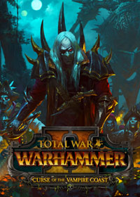 Game Box for Total War: Warhammer II - Curse of the Vampire Coast (PC)