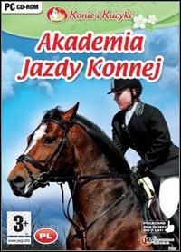 Okładka Konie i kucyki: Akademia jazdy konnej (PC)