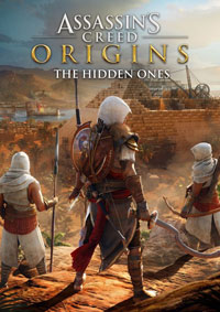 Game Assassin's Creed Origins: The Hidden Ones (PC) cover