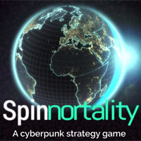 Game Box for Spinnortality (PC)