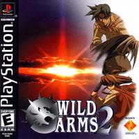 Okładka Wild Arms 2 (PS1)