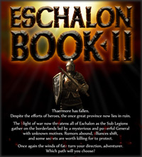 Okładka Eschalon: Book II (PC)