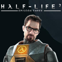 Okładka Half-Life 2: Episode Three (PC)