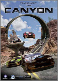 Okładka Trackmania 2: Canyon (PC)